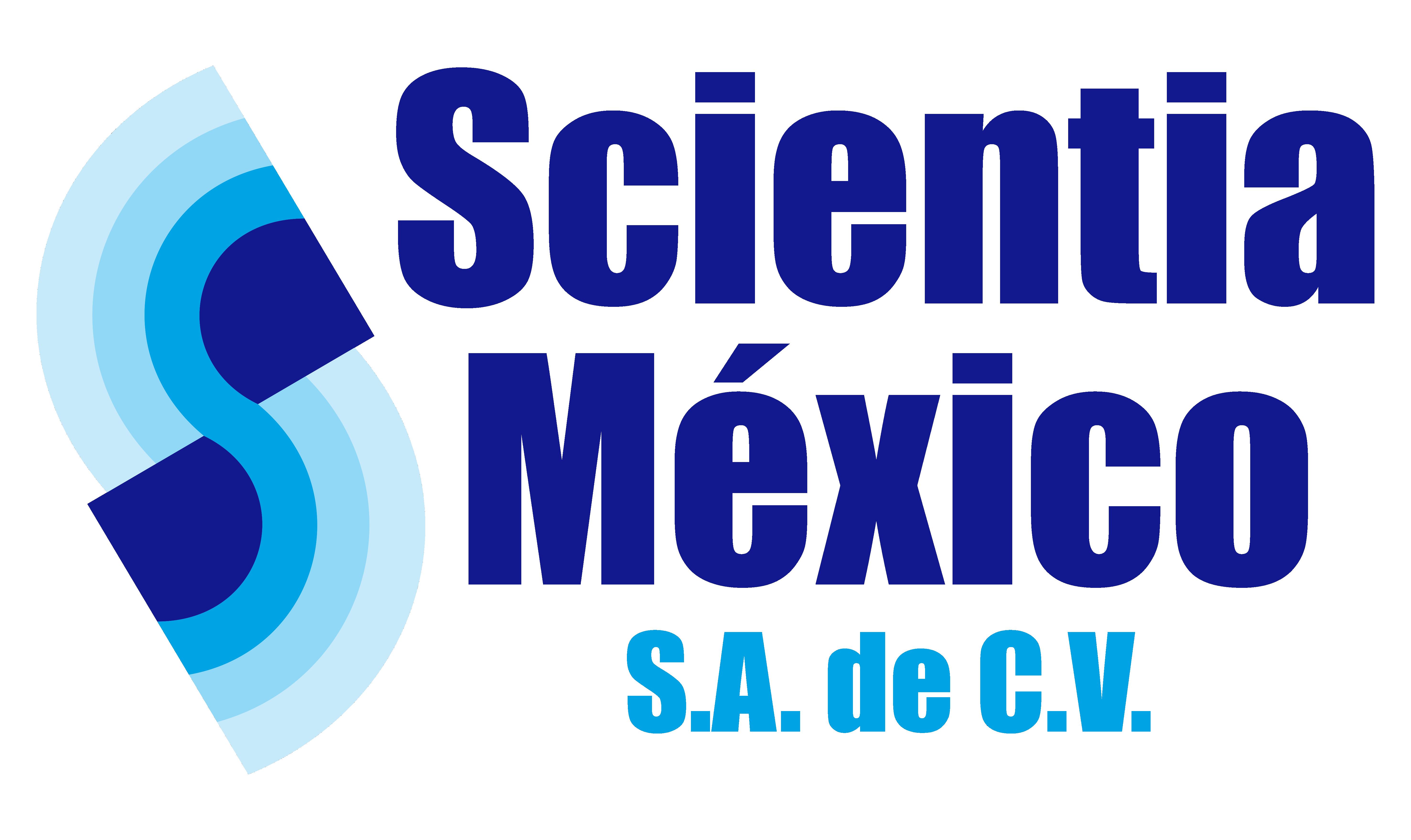 Logo de Scientia México